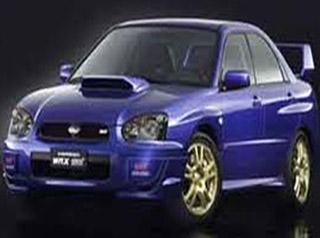 Subaru Impreza WRX 4DR 4WD
