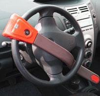 Auto Theft Prevention >> Steering Wheel Lock Auto Theft Prevention Device